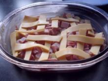 Reste-Tortillia - Rezept