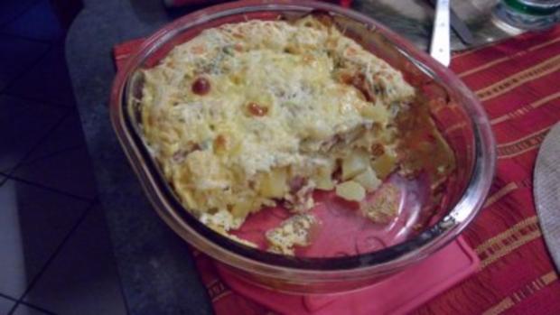 Reste-Tortillia - Rezept - Bild Nr. 2