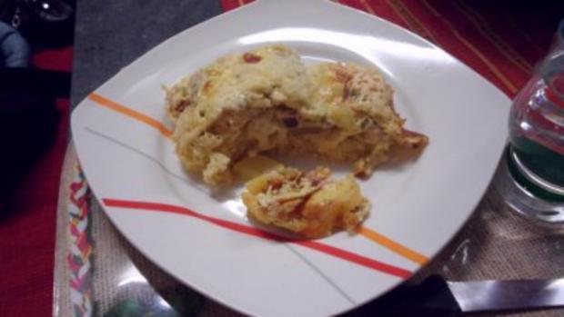 Reste-Tortillia - Rezept - Bild Nr. 3