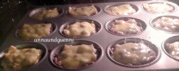 gefüllte Hack-Muffins - Rezept - Bild Nr. 6