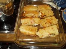 Fischpäckchen - Rezept