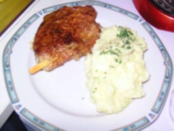 Grill - Cordon-bleu für den Grill - Rezept