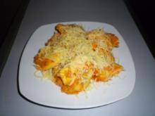 Tortelloni mit Käse - Rezept
