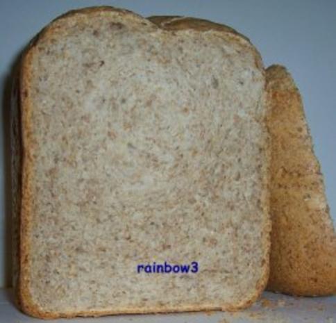 Backen: Sauerteig-Brot mit Roggenschrot - Rezept