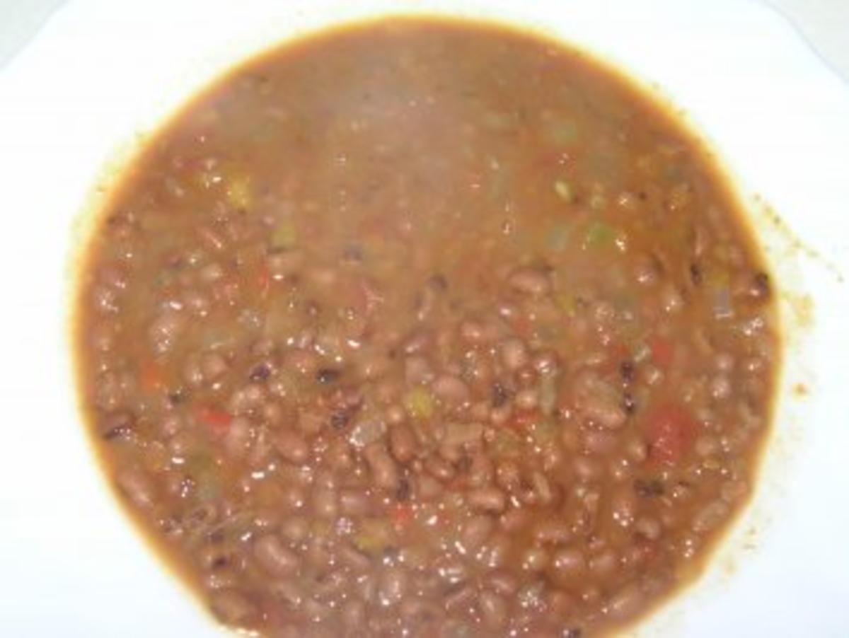 Bilder für Rote Bohnen mit Gemüse - Rezept