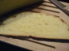 Safranbrot - nicht süß - Rezept