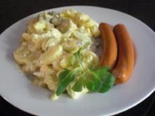 Kartoffelsalat nach Omas art - Rezept