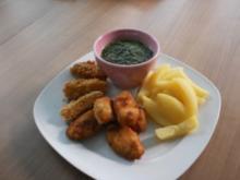 Fischstäbchen selbstgemacht - Rezept