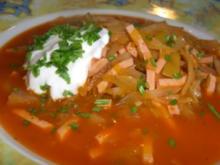 Pikanter Weißkohl- Lauch-Topf - Rezept