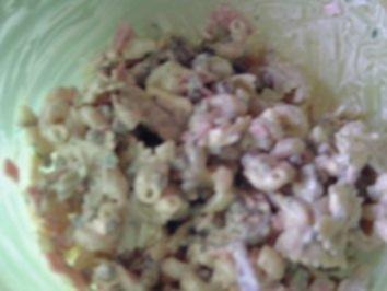 Nudel-Salat der 2011te - Rezept