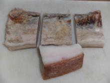 Wursten: Rückenspeck, gepökelt und luftgetrocknet - Rezept