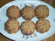Backen: Haselnuss-Muffins - Rezept