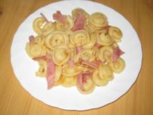 Meine Tortellis - wie ich sie nenne und mag - Rezept