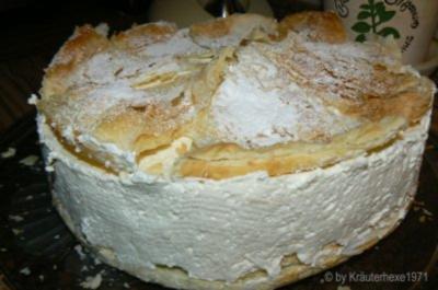 Friesentorte - Rezept