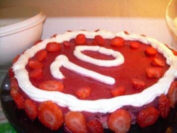 Erdbeer-Topfen Versuchung - Rezept