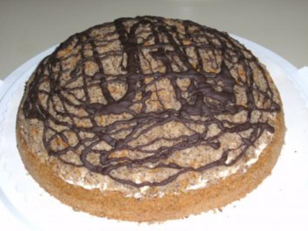 Bananen- Split- Torte mit Eierlikör - Rezept
