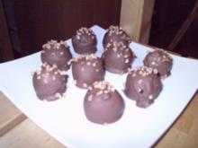 Black-Creme-Cookie-Balls - Rezept