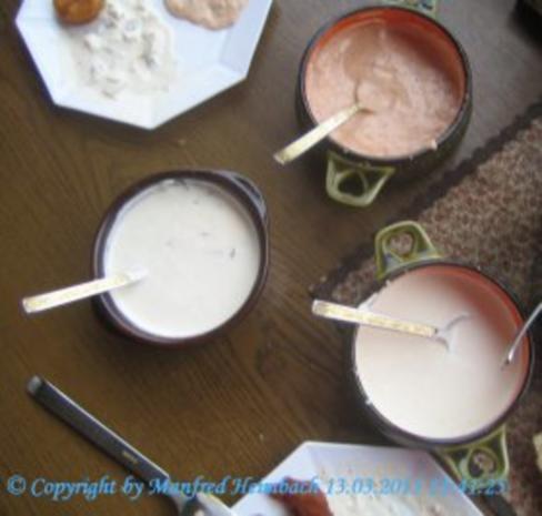 Shrimps – frittierte Shrimps in Bierteig a'la Manfred - Rezept - Bild Nr. 2