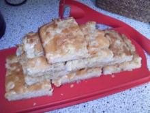 Blech-Butter-Kuchen - Rezept