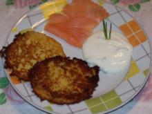 Connys liebste Kartoffelpuffer - Rezept