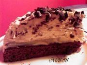 Backen: Birnen-Cappuccino-Torte - Rezept