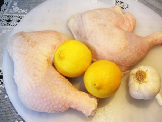 Zitronenhühnchen ... - Rezept - Bild Nr. 2