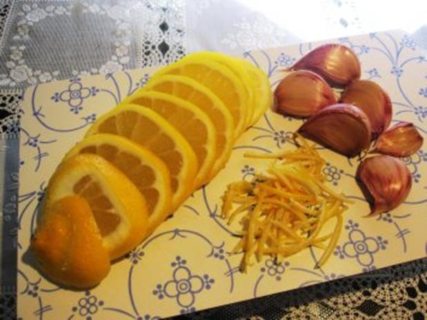 Zitronenhühnchen ... - Rezept - Bild Nr. 7