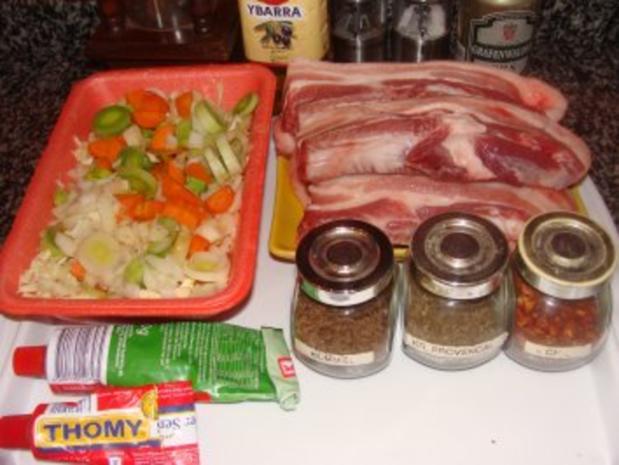 Fleisch :-Schweinebauch in Biersauce- - Rezept - Bild Nr. 4