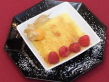 Crème Brûlée mit Beeren von Wald und Feld (Leonard Diepenbrock) - Rezept