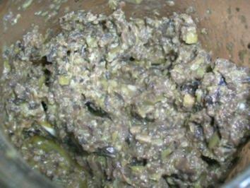 Olivenpaste (Tapenade) - Rezept