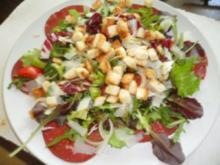 Salat gemischt - Rezept