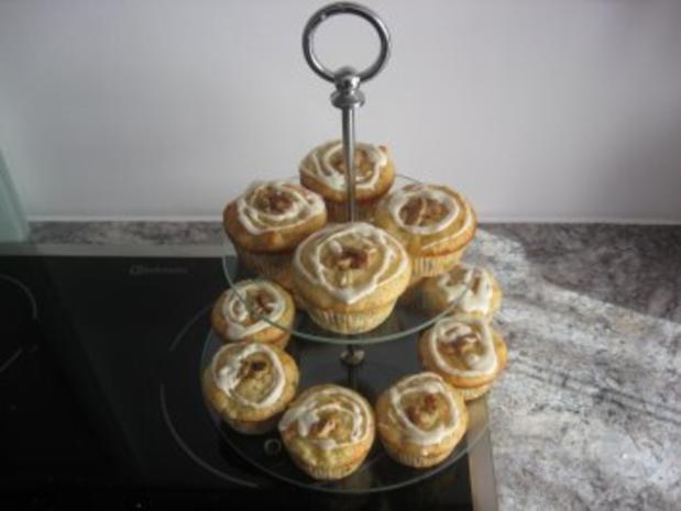 Süße Muffins *Grundrezept* - Rezept
