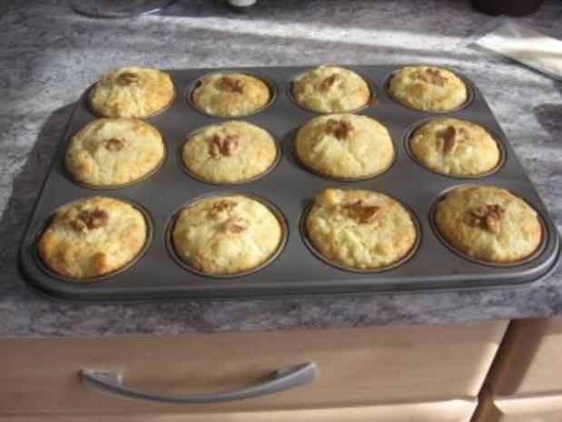 Süße Muffins *Grundrezept* - Rezept - Bild Nr. 2