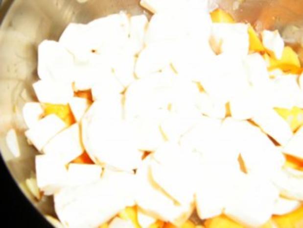 Pastinaken-Butternut-Apfelsuppe - Rezept - Bild Nr. 6
