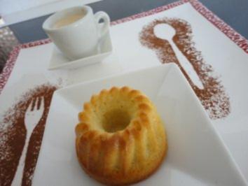 Sahne Kuchen - Rezept