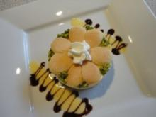 geeistes Erdbeer-Tiramisu-Törtchen - Rezept