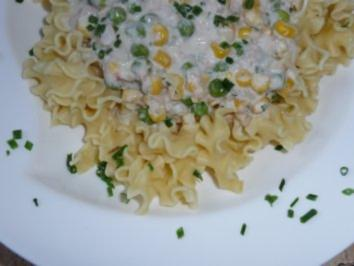 Pasta Tonno - Rezept