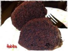 Leckeren Schokoladenkuchen - Rezept