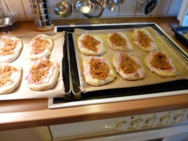 Bacon - Fladen - Rezept - Bild Nr. 2
