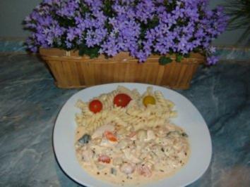 Geflügel : Hähnchen - Gemüse - Pfanne - Rezept