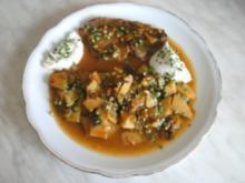Hauptmenü - Rindfleisch mit Kartofelbeilage von Kochmamma - Rezept