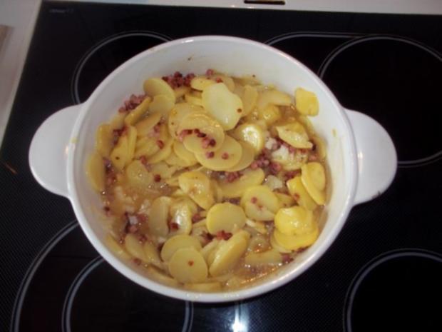 Schwäbischer- Kartoffelsalat - Rezept
