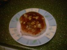 Honig - Mandel - Brötchen - Rezept