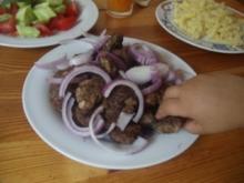 Griechische Buletten - Rezept