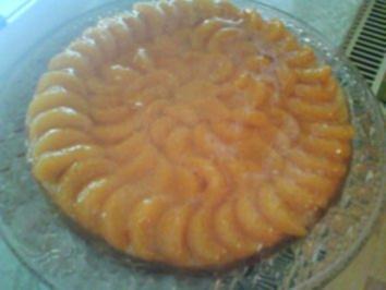 Mandarinentorte - Rezept