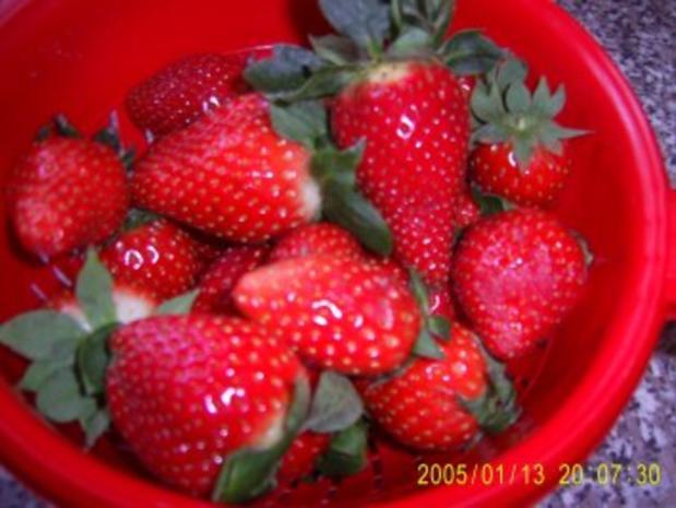 Mascarpone-Creme mit Erdbeeren - Rezept - Bild Nr. 2