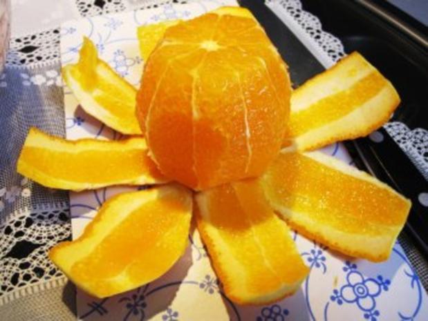 Tomaten-Orangen-Salat  ... - Rezept - Bild Nr. 3