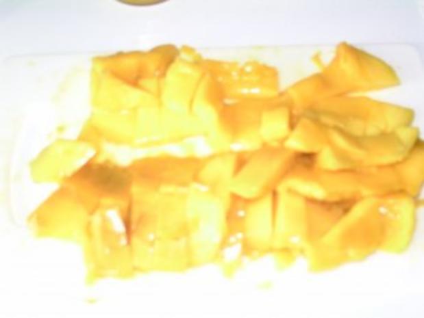 Hähnchenbrustfilet in Mangososse - Rezept - Bild Nr. 3