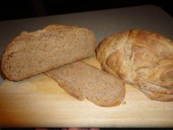 Dinkel Vollkorn Brot - Rezept