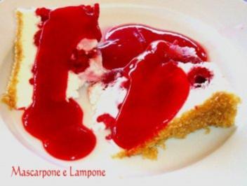 Mascarpone e Lampone - Rezept